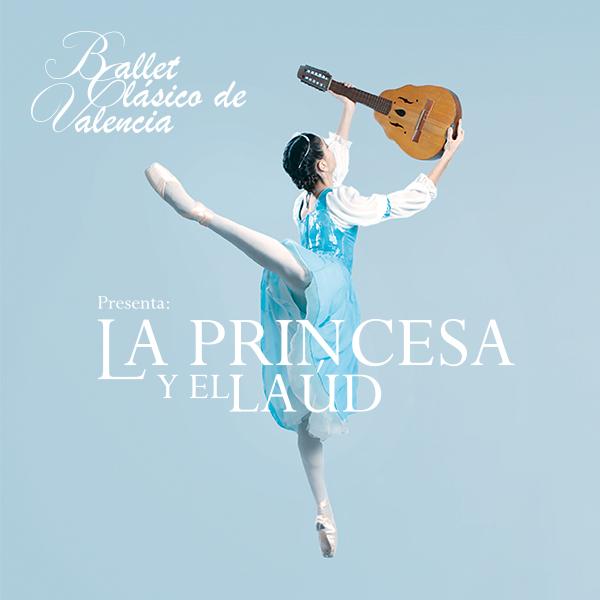 Fotografía de La Princesa y el Laúd